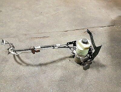 ford focus 2007 1.8 petrol power steering pump and pipes