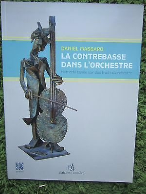 The Orchestral Double Bass (excerpts + technical studies) *NEW* publisher Combre