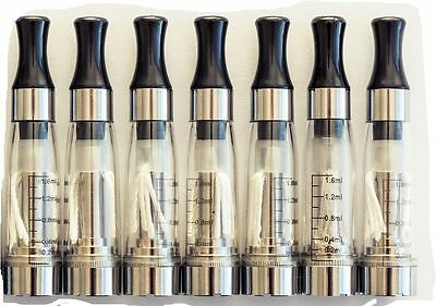 E Shisha Clear Atomizers Clearomisers 2, 5, 10,15 Atomisers Clearomizers