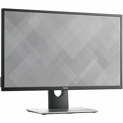 "Dell P2417H 23.8"" Widescreen IPS LED Full HD Monitor, 1920x1080, DP, VGA, USB"
