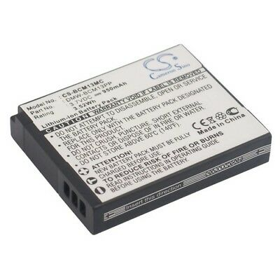 Replacement Battery For PANASONIC DMW-BCM13