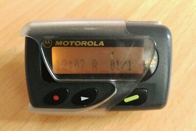 Motorola Minicall Pager No Contract Fully Functioning in A1 Condition