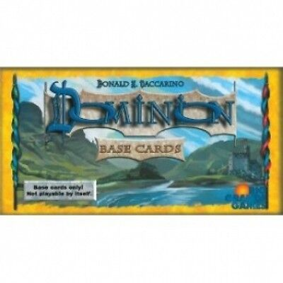 Dominion Base Cards Brand New