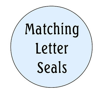 Order Your Matching 1'' Sticker/Letter Seal Labels Here