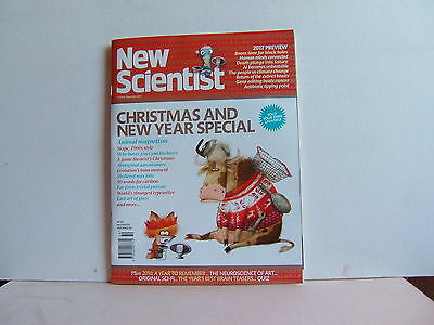 New Scientist Magazine  December 2016  Christmas & New Year Special  No. 3104