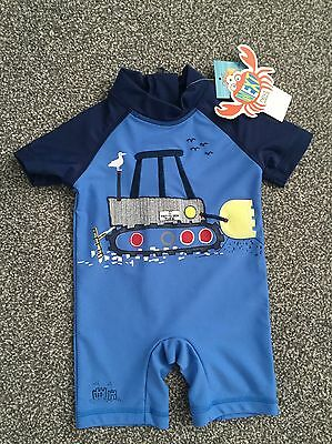 BNWT Next UV Protection Swimsuit 6-9 Months