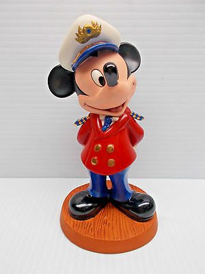 Wdcc Dcl Welcome Aboard Captain Mickey