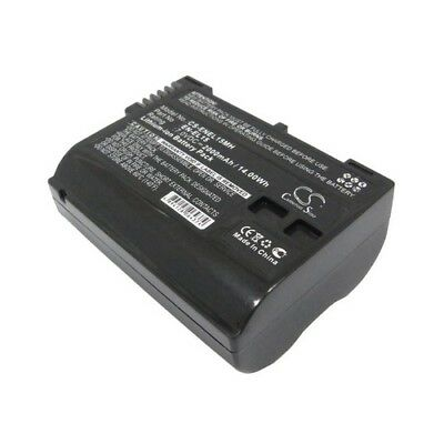 Replacement Battery For NIKON 1V1 2000mAh