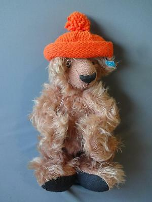 Bear Essentials Rusty Mohair Teddy Bear Yolanda Levy Effanbee Doll