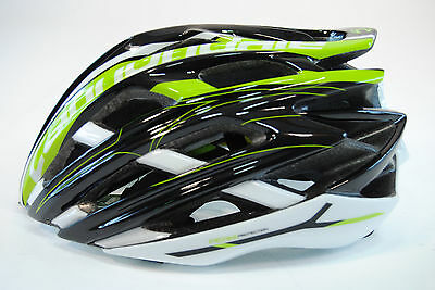 Cannondale Cypher Bicycle Helmet Green/Black/White 58-62cm Large/Extra Large