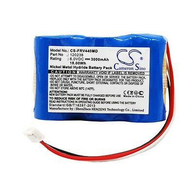 Replacement Battery For FRESENIUS 120238