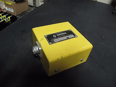 Sidener Engineering Crhv-05-12-24Vdc Control Reliable Hydraulic Double Valve