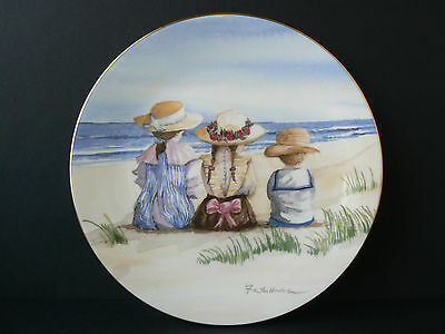 "Royal Worcester One Glorious Summer Collection - ""The Sand Dunes""  No. 617"