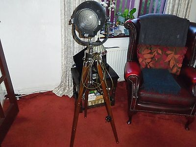 Vintag Stand Theater Light