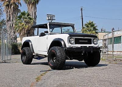 1963 International Harvester Scout 80 1963 Scout 80 800 Trophy Truck International Harvester 570hp LS3 King Coil Overs
