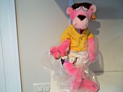 Vintage Pink Panther By Special Effects Touch Of Velvet