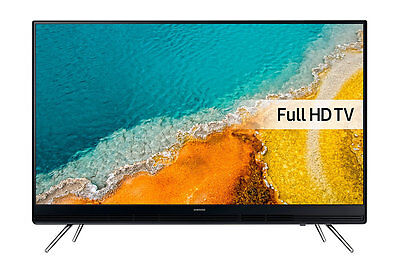 """Samsung UE40K5100AK Full HD 1080p 40"""" LED TV with Freeview HD - Black A"""