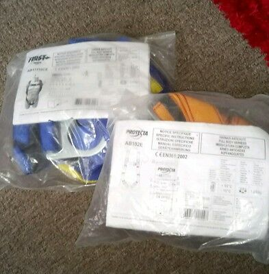 FULL body harness by protector brand new safety harness