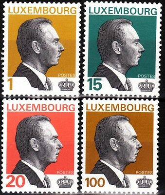T188 LUXEMBOURG 1994 Famous People / Royalty: Prince Jean. Definitive, MNH