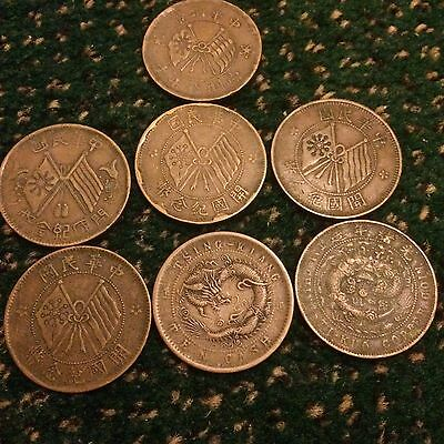 China Old Coin X7