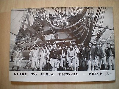 Guide To Hms Victory Vintage Publication