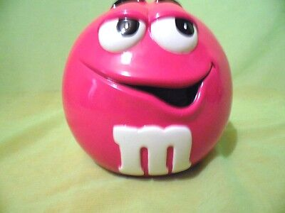 Galerie Red M & M Cookie/candy Jar (11B364)