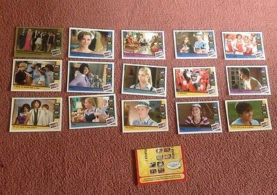 High School Musical 3 - Storyline Game Cards - 15 Cards & Instructions