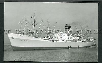 "Pc Sized Photo -- ""townsville Star"" 1957"