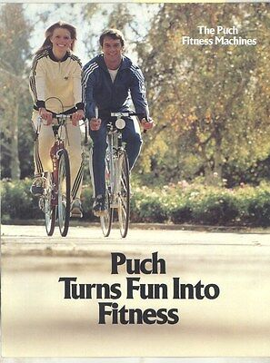 1980 Puch Bicycle Brochure Royal Force Marco Brigadier Cavalier Meteor ww4957