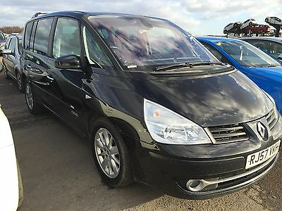 2007/57 Renault Espace Dynamique Dci 150Bhp Auto, 1/2 Leather,panoramic Roof,etc