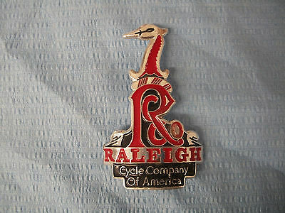 Raleigh Bicycle Head Badge / Bike Headbadge