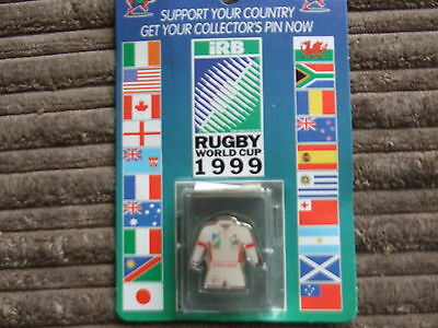 World Cup 1999 England Collector's Pin Badge