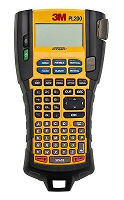 3M Handheld Portable Labeler PL200, 1/4 to 3/4 in