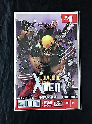 Wolverine And The X-Men #1-12 (2014) Full Set High Grade Storm Quire