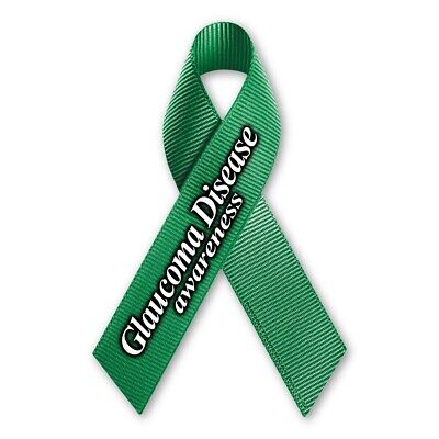 Glaucoma Awareness Ribbon Magnet