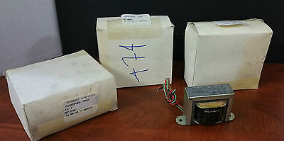 5950-01-079-039  Transformer,    Power 3 UNITS Included