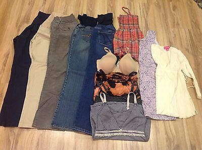 Huge Lot of Maternity ~ Size Small and Med ~ Old Navy ~ Motherhood ~ New and EUC