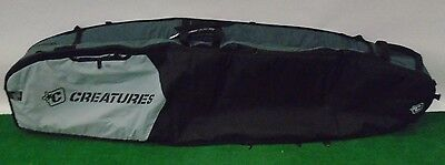 """Creatures Of Leisure Universal Quad Wheely Surfboard Bag - 6' 7"""" /28252/"""
