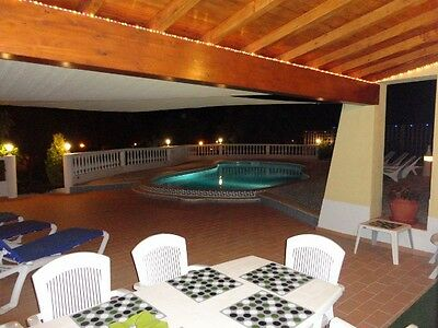 Air Conditioned Private Villa with Heated Pool, Algarve Portugal, Sleeps 8