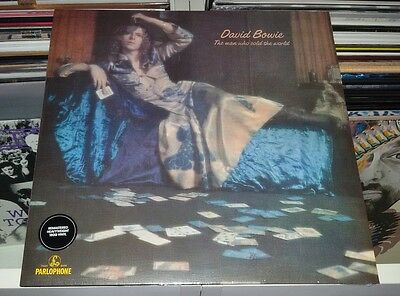DAVID BOWIE - THE MAN WHO SOLD THE WORLD (LP) Sigillato