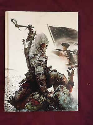 Assassin's Creed 3 Official Guide Hardcover