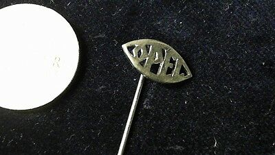 OPEL Anstecknadel Badge Logo Cut out alt klein