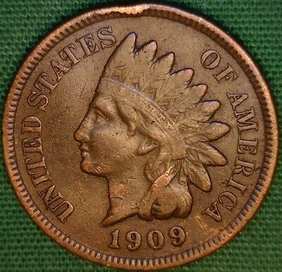 1909 Indian Head - Liberty - AD19