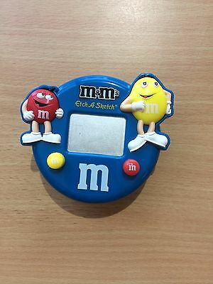 M&M Etch and Sketch