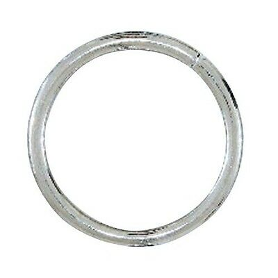 50 QTY:  2 Inch Welded Heavy Duty O-Rings