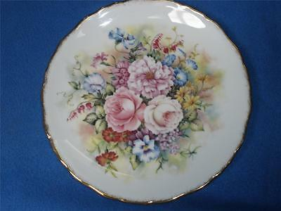 Fabulous Porcelain Collector Plate Royal Kent England