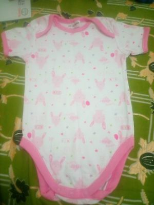 Brand new without tag baby girl cute bodysuit...size 0..Target brand
