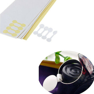 400pc Ring Jewelry Sticky Retail Price Label Display Tags Self-Stickers 2016