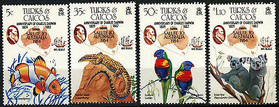 Turks & Caicos 1984 Ausipex Exhibition MNH