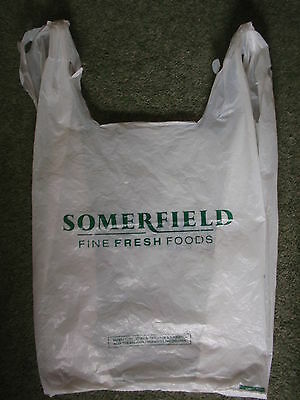 Vintage Collectable  Somerfield Carrier Bag (1996?)